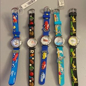 New Boys Themed Watches